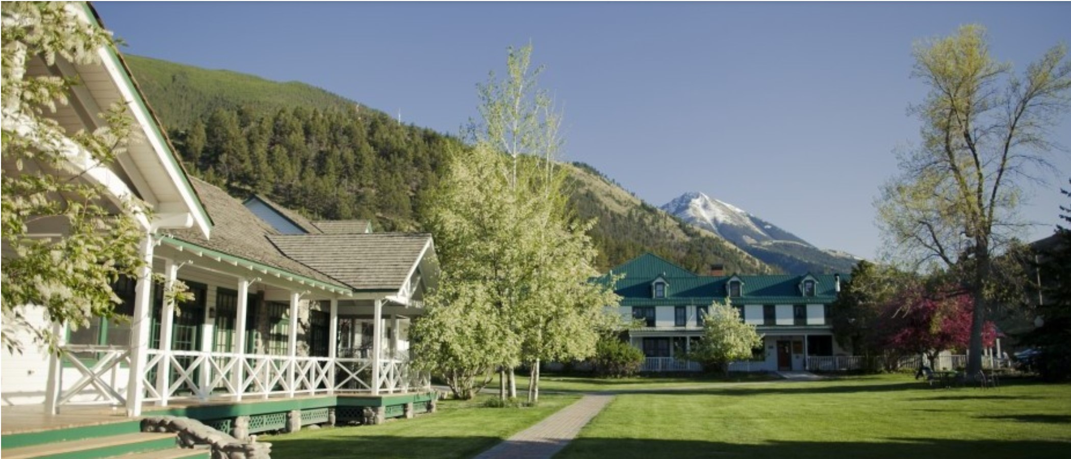 Chico Hot Springs Resort Amp Day Spa Gardiner Montana