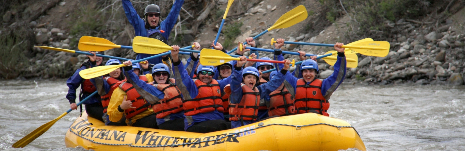 Montana Whitewater Rafting and ZipLine Co