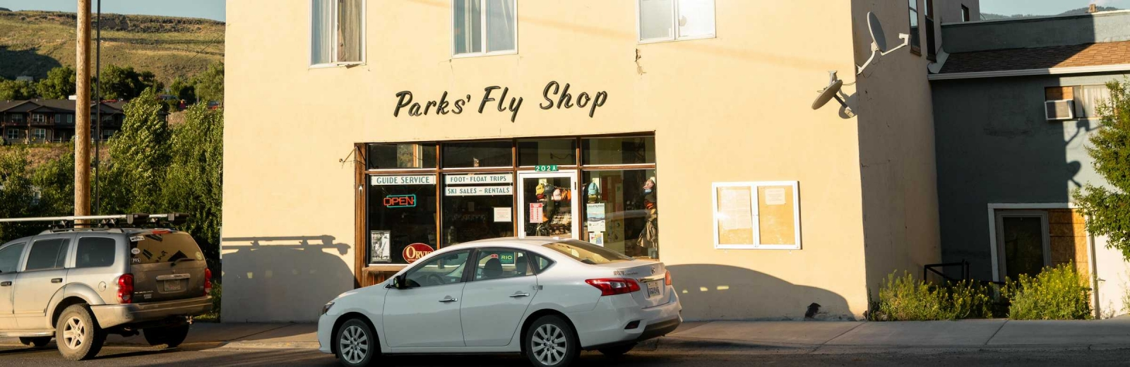 Park's Fly Shop