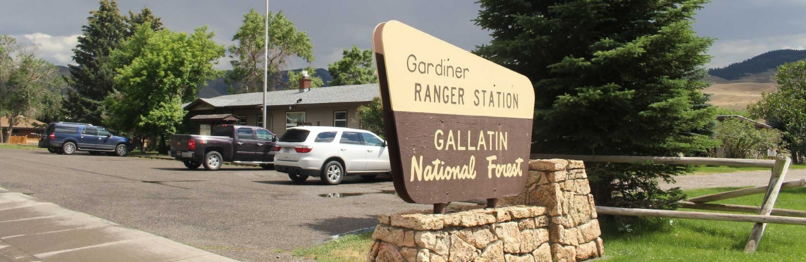 US Forest Service - Gardiner Ranger District
