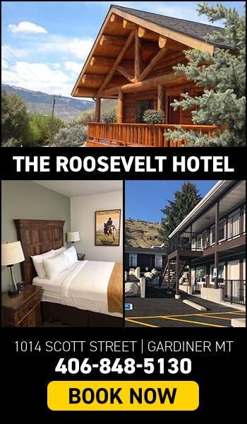 Roosevelt Hotel - Yellowstone