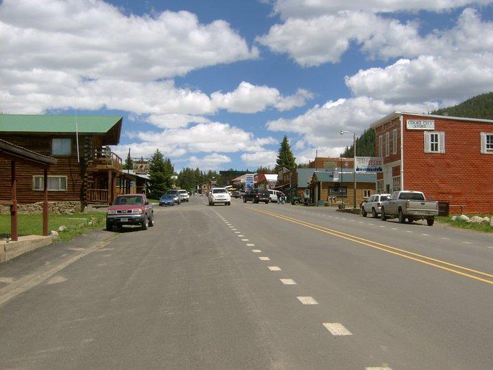 Camping Part Three: Cooke City, Montana - Gardiner, Montana