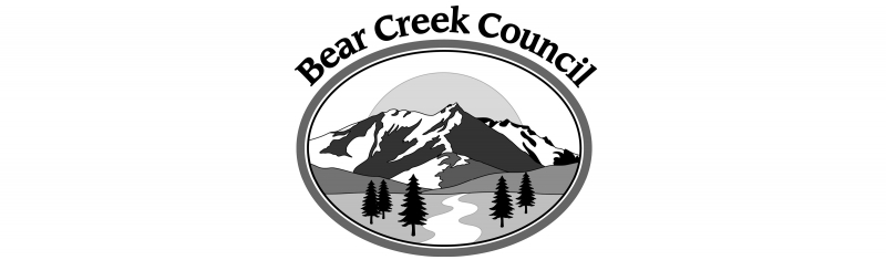 Bear Creek Council's Monthly Meeting