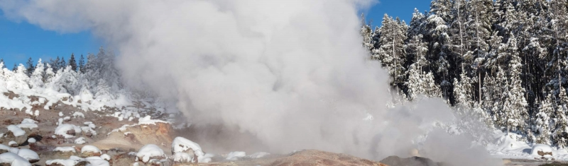 Steamboat Geyser Breaks All-Time Record in Yellowstone National Park