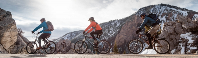 A Two-Wheeled Spring Adventure: Bicycling in Northern Yellowstone