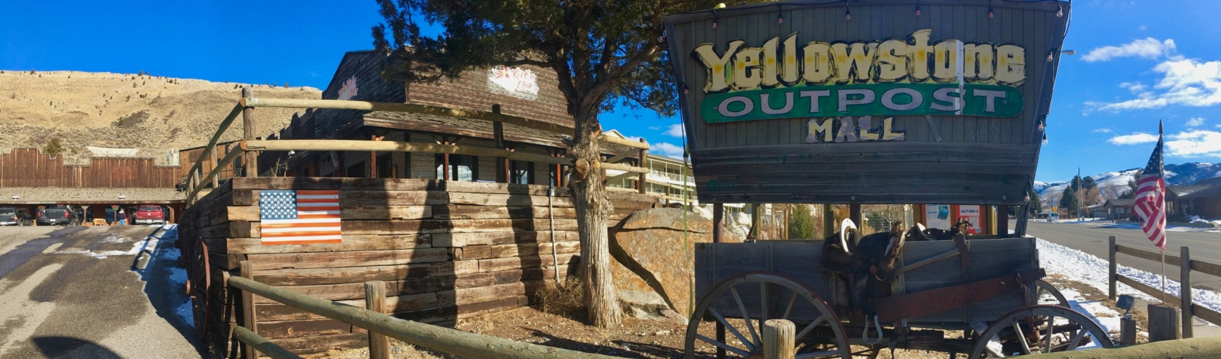 Yellowstone Outpost Mall