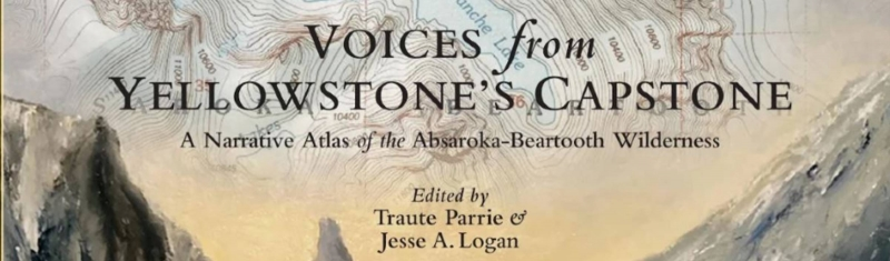 "Book Release Party for: ""Voices of Yellowstone's Capstone"""