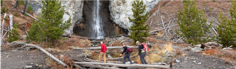 Favorite Fall Hikes in Yellowstone