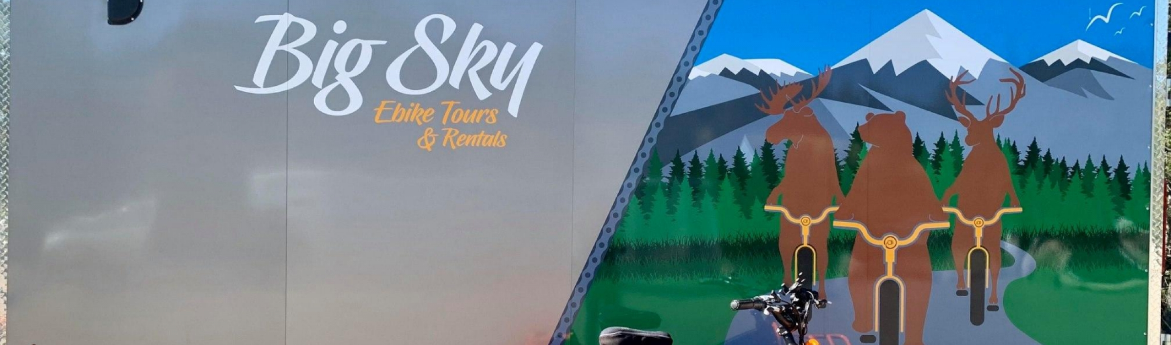 Big Sky E Bike Tours & Rentals